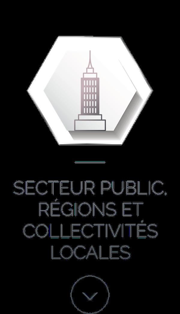 Secteur public, régions et collectivités locales